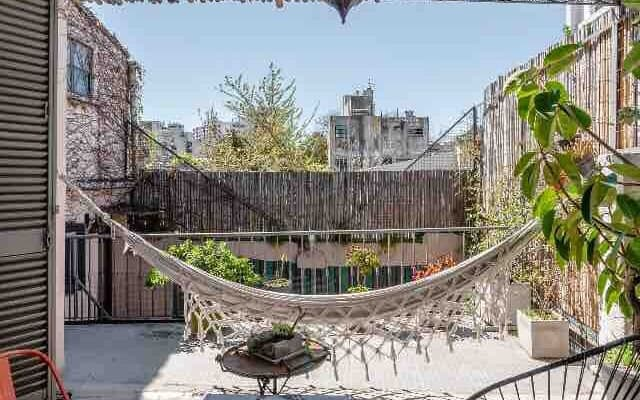 Linda Habitación en una casa artística por Palermo