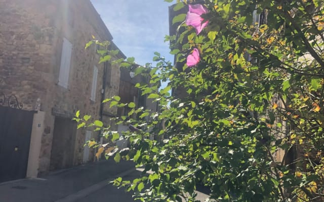 Apartamento con encanto en el corazón de un pueblo típico de Ardechois