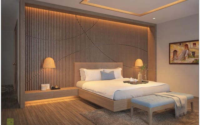 Dong Duong Hotel & Suites- Apartamento Deluxe