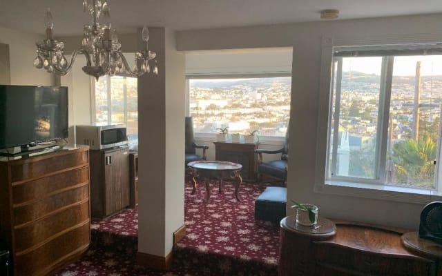 Gran suite privada con entrada privada