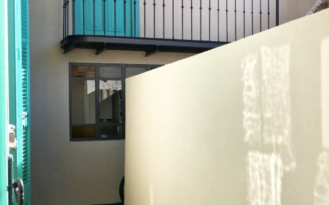 Auténtico apartamento argentino de estilo tradicional