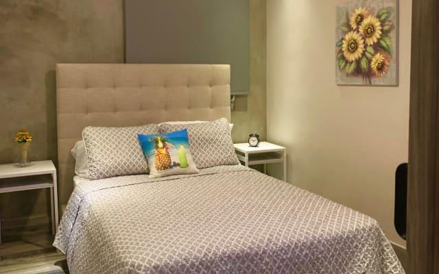 Tapia Haus 103, One bedroom Apartment, Las Quenepas 5 mins to beach