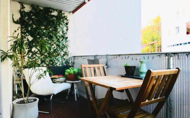 2 Zimmer mit Terrasse Montmartre