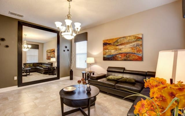 4404AC-Solterra Resort Luxury and Amazing BRANDNEW 5Bed-Private Pool