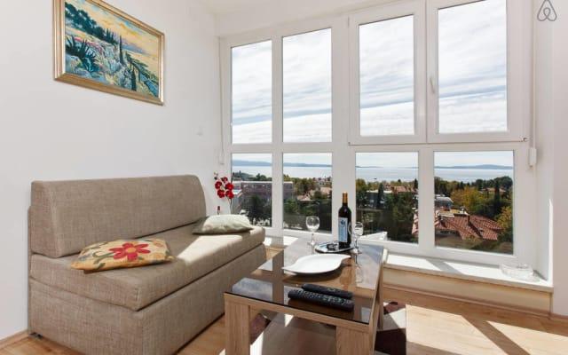 King Zvonimir ★ ★ ★ - Appartement avec belle vue sur la mer