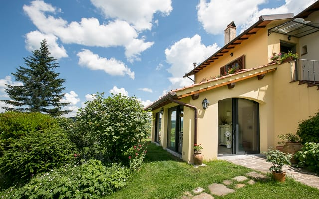 Villa Porcigliano a Florence hills retreat