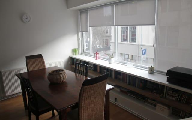 Bel appartement spacieux au centre-ville 101 RVK
