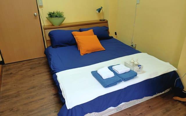 Einfaches, sauberes Zimmer in Dongmen, 8 Minuten vom Ximending Red...