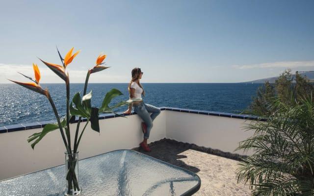Beautiful Casita ¨above¨ the Atlantic Ocean