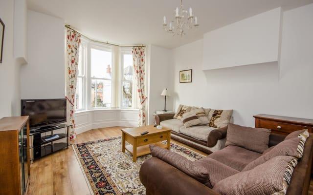Cosy Llandudno Apartmenets: apartment 3