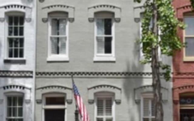 Charming Swann Street 1 Bedroom Apartment - DuPont Circle