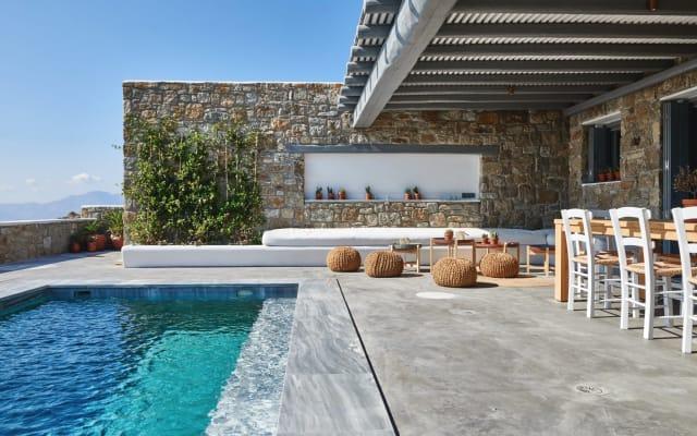 Dio Villa Mykonos - Charming villa for conscious travellers