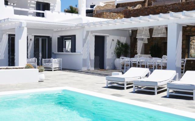 Azolla Villa Mykonos - Charming villa for conscious travellers