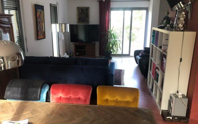 Raum in der Garrigue