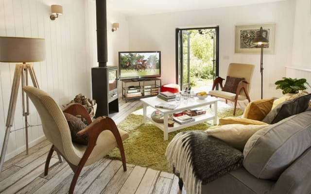 Relaxing and Rural Stay at The Dairy, Eckington