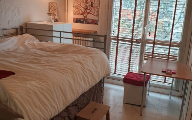 Room in cozy apartment, Paris 13th.