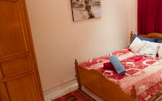 Chambre ou Riad complet à louer avec un couple