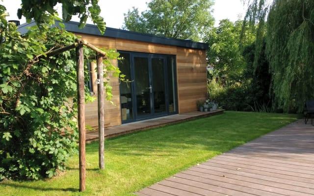 Lakehouse in Reeuwijk (nearby Gouda)