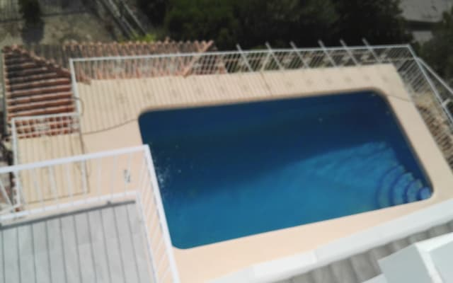 Apartment with private pool, close to Moraira village