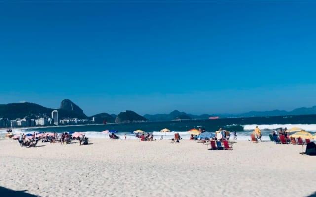 Quarto aconchegante em Copacabana - Pequena Princesa do Mar