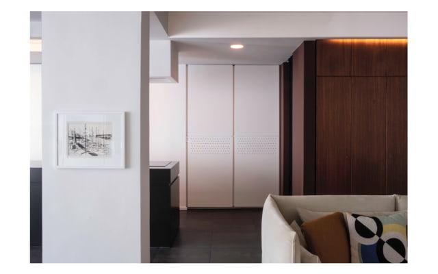 un open d'architecte - espace appartement