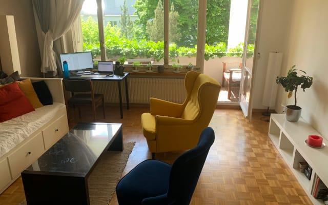 Apartamento em Witikon