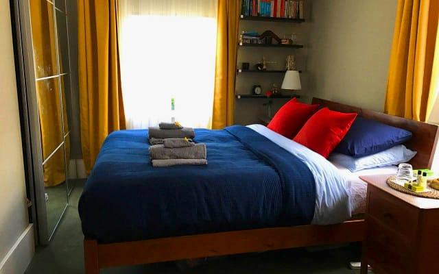 Chambre élégante avec lit king size 20 minutes du centre de Londres