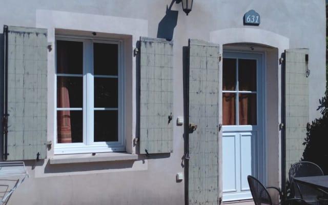 Maison 35 M2 au calme dans une résidence de tourisme
