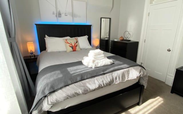 Fita azul - quarto privado Downtown!