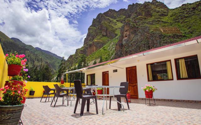 HOTEL CON VISTA PANORAMICA DE LA FORTALEZA INCA