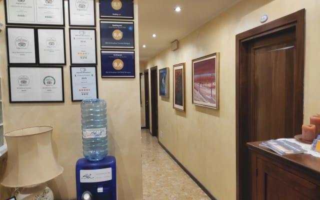 Chambres d'hôtes Centrale Bologna