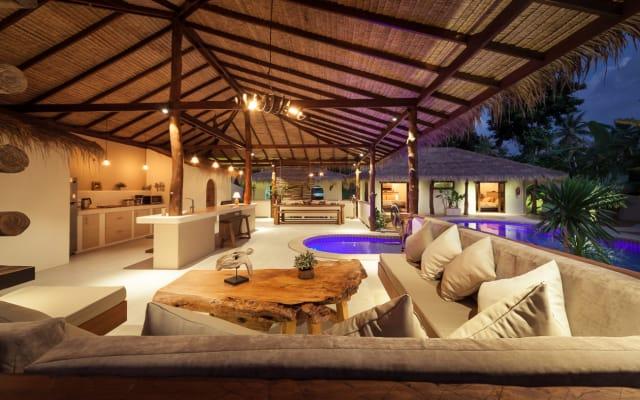 Baan Ya Kha Exclusive Tropical Villa 5 bedrooms, Event or Yoga  Space