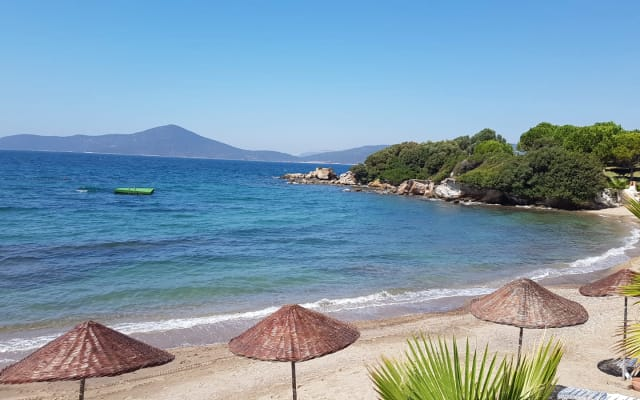 Villa de luxe en bord de mer près de l'aéroport de Bodrum