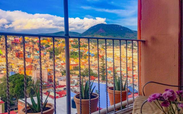 Casa Balcón Guanajuato