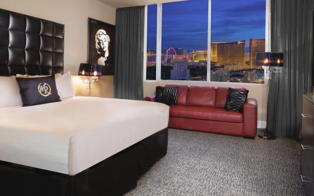 Hermosa unidad en Westgate Casino hotel Las Vegas