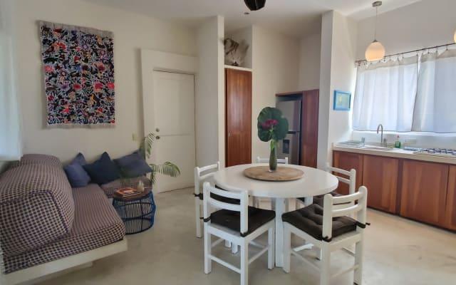 One bedroom Studio OSCAR near the beach - LAYLA Puerto Morelos