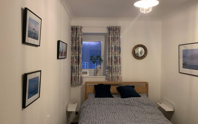 Nettes Doppelzimmer in Kemp Town Wohnung