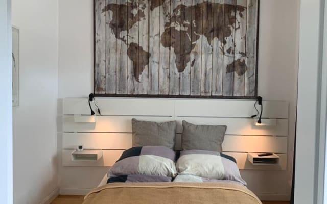 Zimmer mit eigenem Eingang & Bad