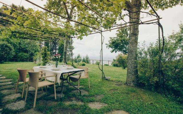 Casa Belvedere, immersa nella natura