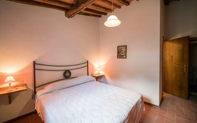 Toscane, chambre double Lavanda