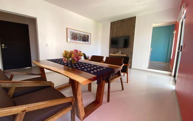 Villa Jaguar - Suite Amor - San Cristóbal de Las Casas