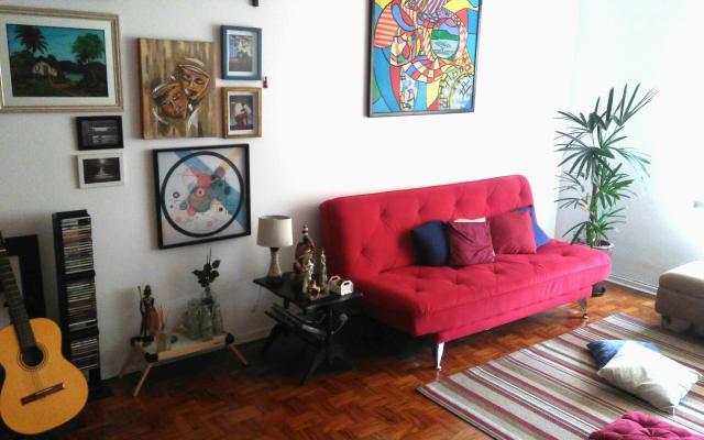Komfortable und gut gelegene Wohnung