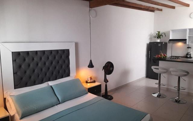 APARTAESTUDIO #6, moderno, cómodo y confortable, excelente ubicación.