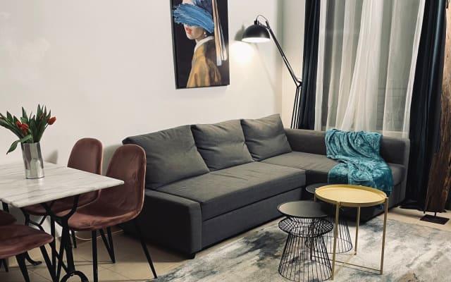 Appartement partagé