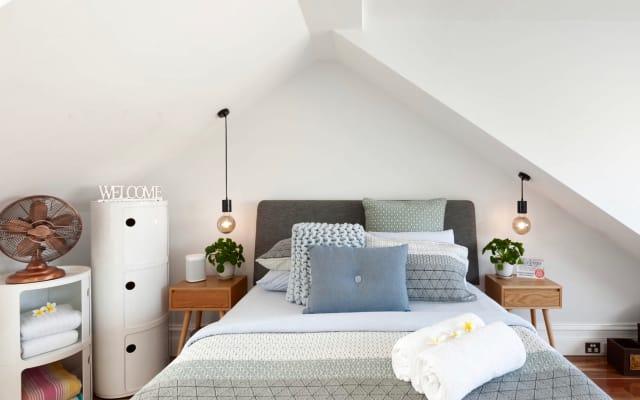 Terraza bien equipada de Surry Hills - Suite para huéspedes con baño...