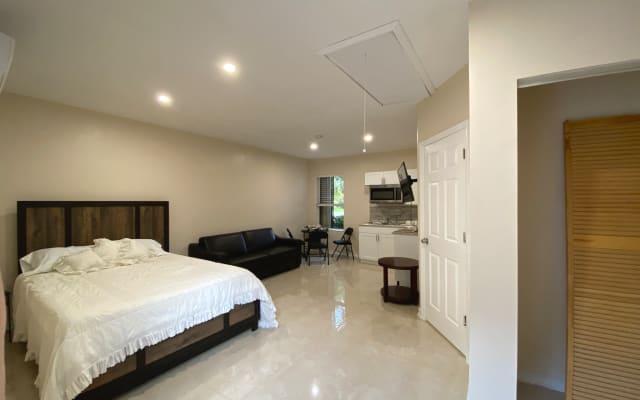 Upscale Guest Suite