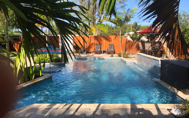 Billy's Joint: Secluded Bungalow @ Wilton Manors