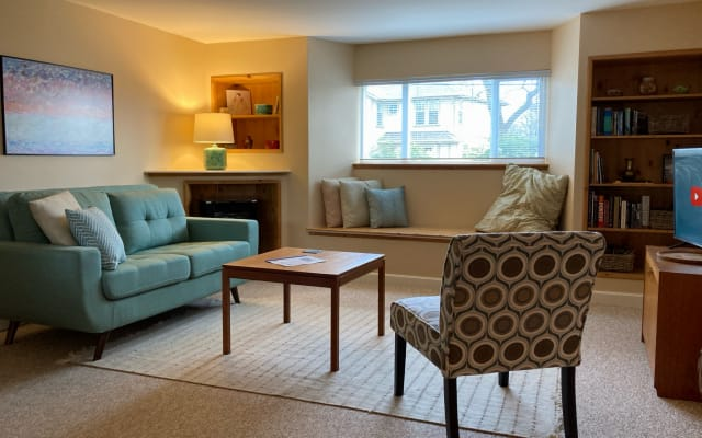 """Pine Suite for """"month or more"""" on the Oaklands Rise Woonerf"""