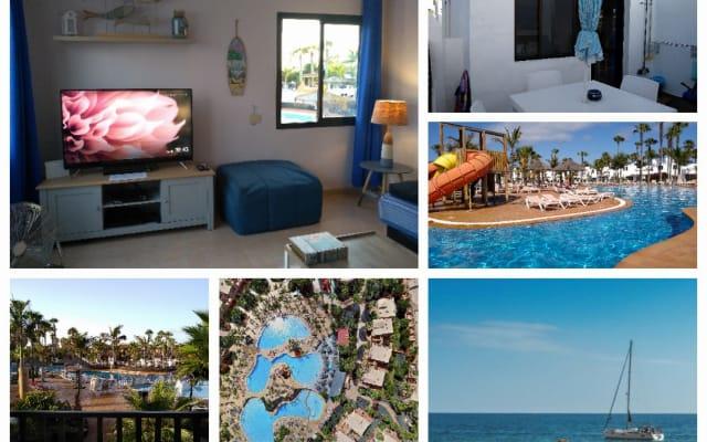 Appartement privé Casa del Mar Corralejo Playa
