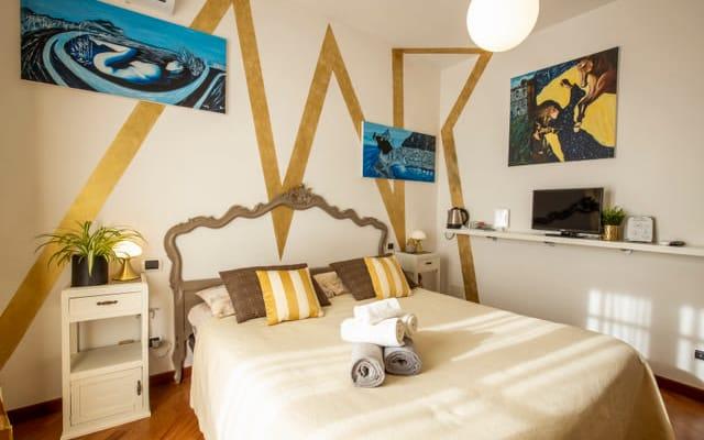 Preciosa habitación con jacuzzi